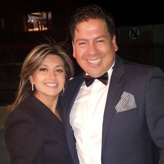 Patricia y Alex