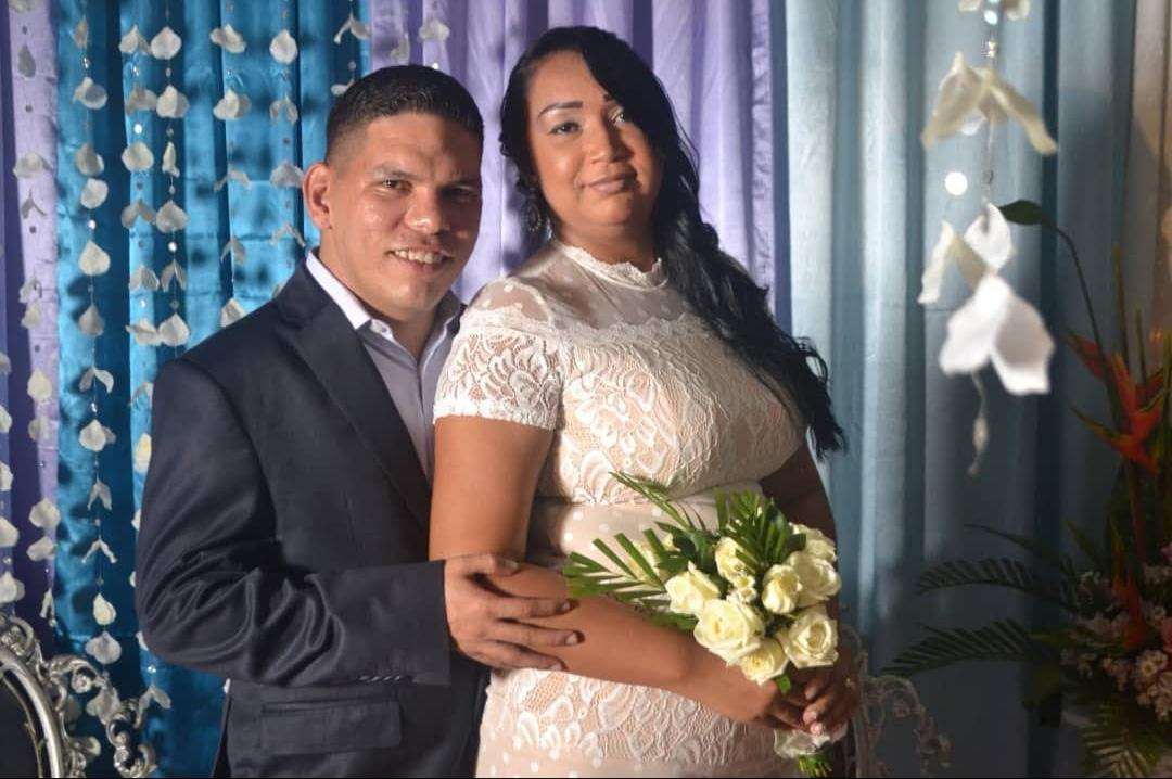 Paulina y Jose Luis