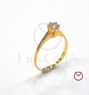 ANILLO DE COMPROMISO IMPERDIBLE