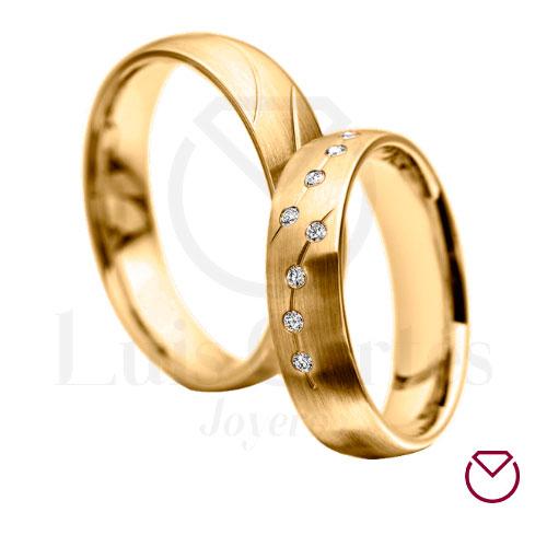Argolla de matrimonio 14